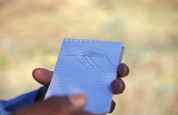 geologist notebook