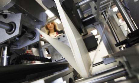Espresso Book Machine (instant printed bound book)