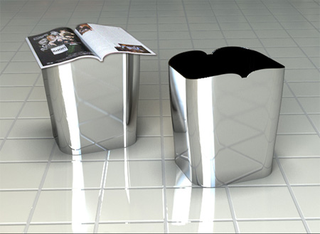 bin designed by Stephan Hauser