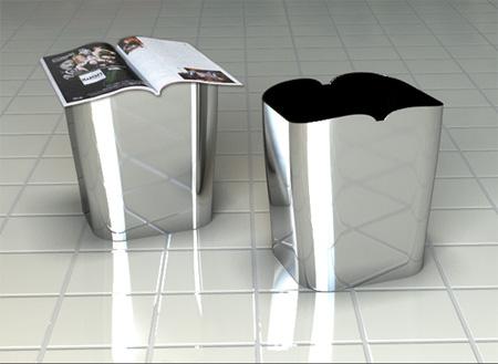 bin designed by Stephan Hauser