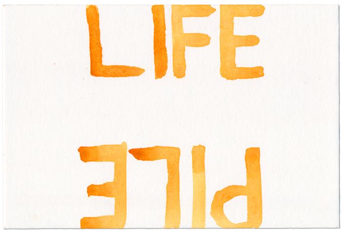 LIFE PILE