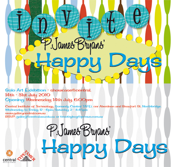 Happy Days by James Bryans