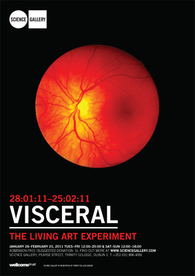 Visceral exhibition