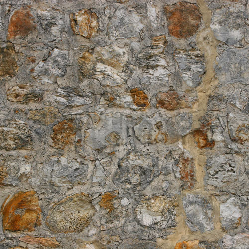 church wall