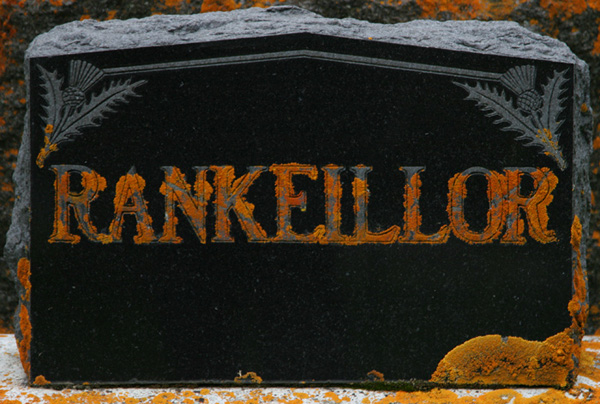 Banff cemetery