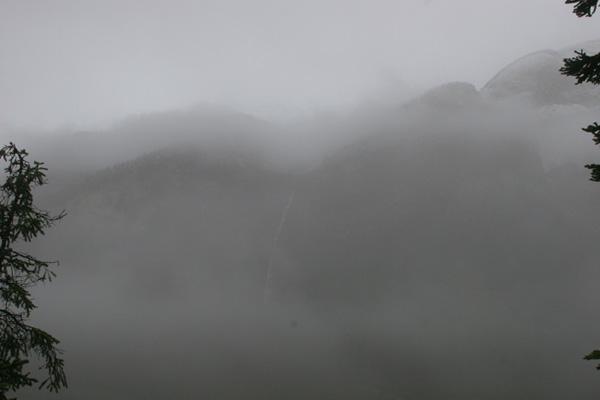 Takakkaw mist