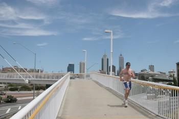 hot jogger